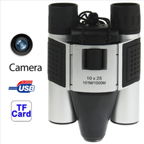 1 3MP 10x25 Zoom Digital Camera Binoculars Telescope Video
