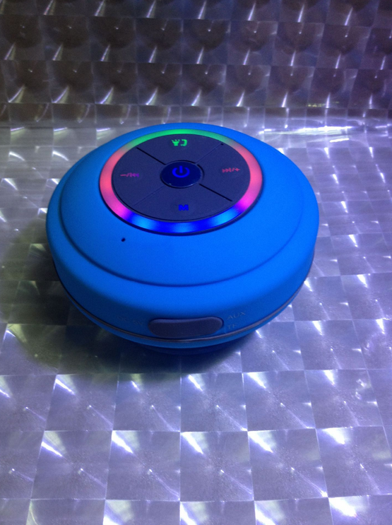 New Sucker Dustproof Bathroom Waterproof Wireless